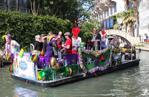 Spirit of Mardi Gras