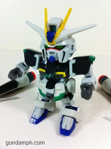 Gundam DformationS Blast Impulse Figure Review (9)
