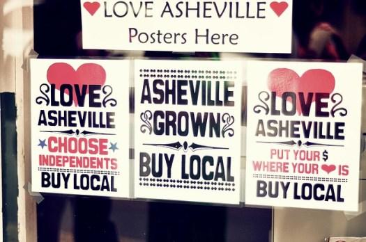Love Asheville