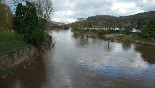20110227-61_River Wye from Wye Bridge - Monmouth by gary.hadden