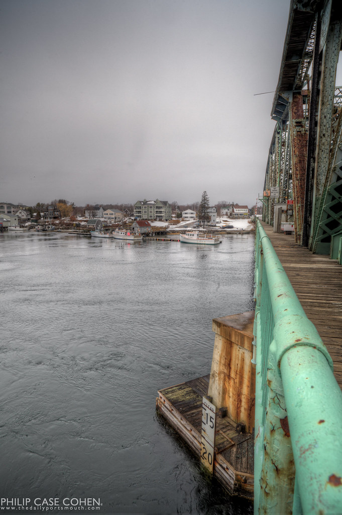 Memorial Bridge, Portsmouth, New Hampshire