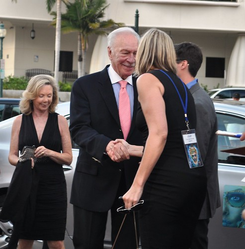 Christopher Plummer, Sarasota Film Festival, April 16, 2011