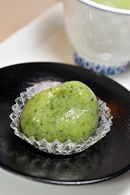 Osakajo - wagashi