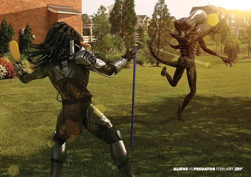 aliens-vs-predator-having-fun