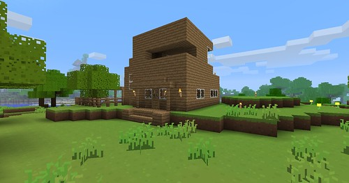 New House Outside 2