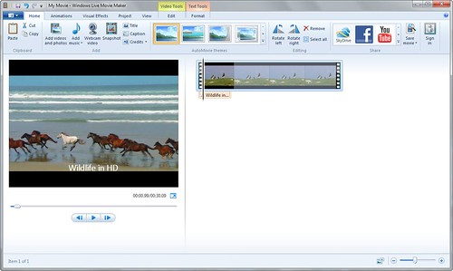Movie Maker: Edicion de Video para Windows
