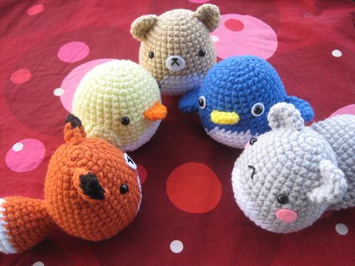 Amigurumi Critters 3