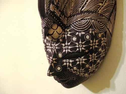 indonesian mask #2