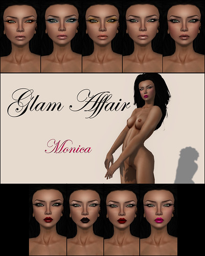 Glam Affair - Monica