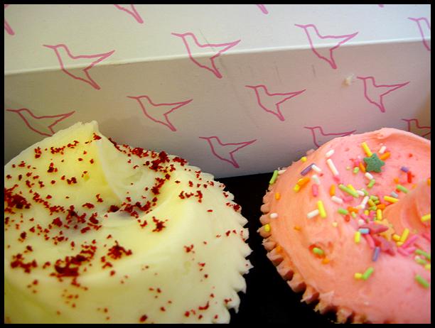 Hummingbird bakery