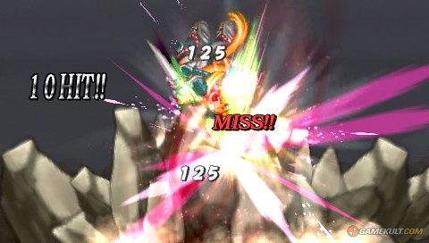Queen's Blade : Spiral Chaos - attack 4