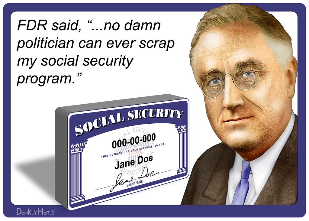 FDR on Social Security