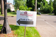 2011 Grand Rapids Montessori Walk-a-Thon and P...