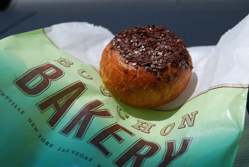 Beignet not a donut from Bouchon