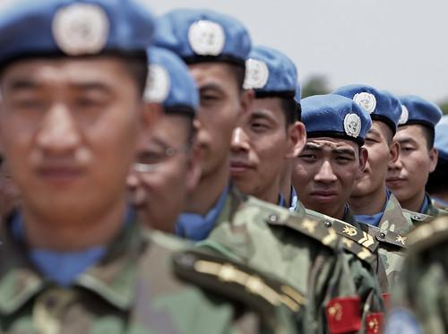 Chinese Engineers Join Peacekeeping Force in Darfur