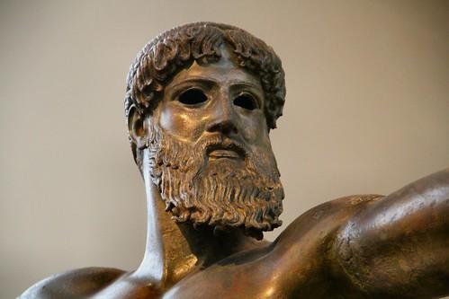 Zeus or Poseidon?