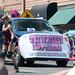 Roller Skate Girls in Parade