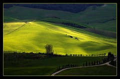 Toskana im Frühling - magic tuscany by publik_oberberg