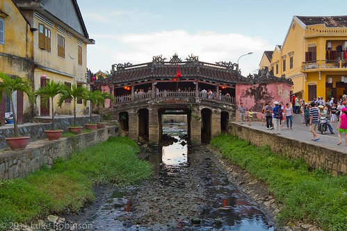 Japanese Covered Bridge, Hoi An