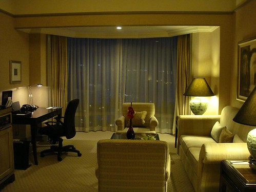 A suite at Le Meridien KL
