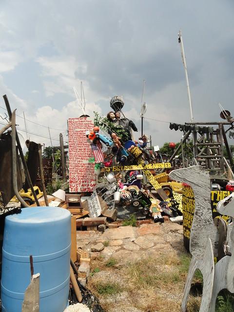 Joe Minter's African Village In America