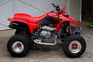 2002 Honda 400EX w Mods