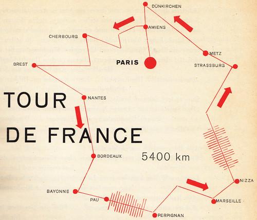 Tour De France 1928