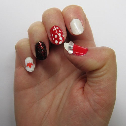 Canada Day Right Hand