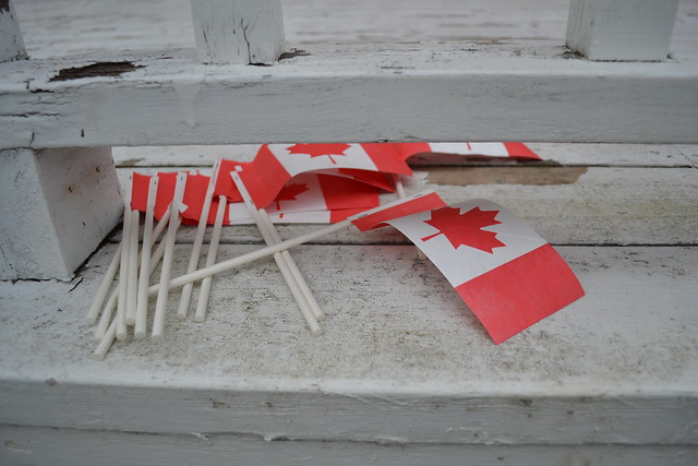 Canada Day in Woody Point, Newfoundland