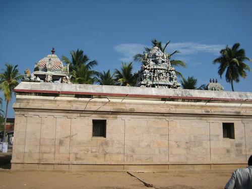 Shiva shrine Vimanams