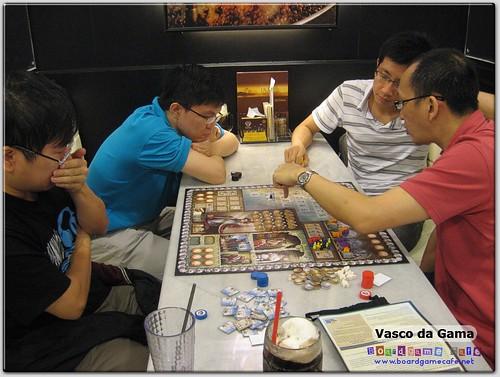 BGC Meetup - Vasco da Gama