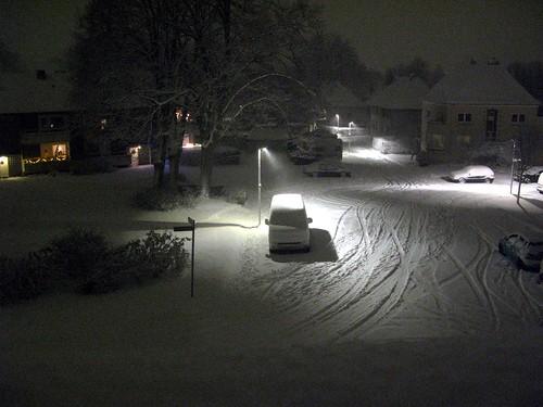 Neuschnee 16.12.2010