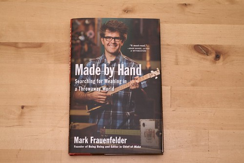 Made by Hand book cover