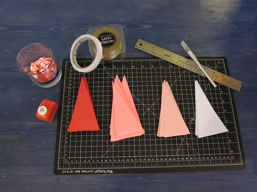 Valentine Bunting Supplies