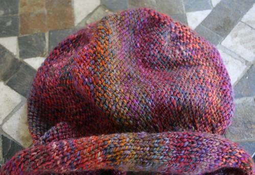 hat is taking shape