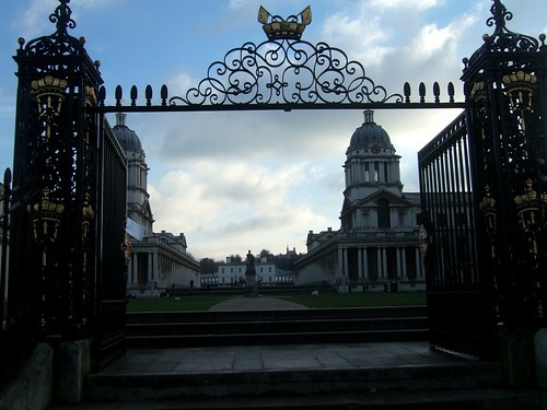Gateway Into Greenwich