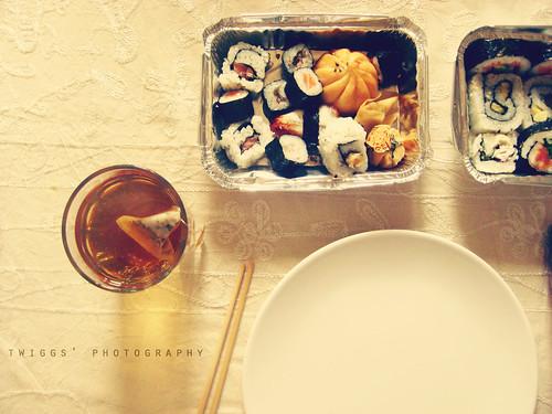 i love {sushi}