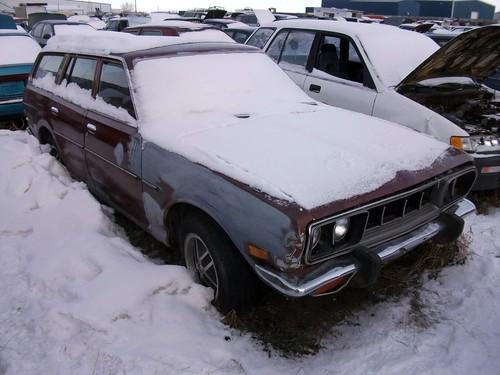 1973 Datsun 610 station wagon