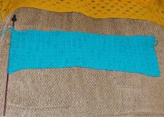 farrow rib scarf