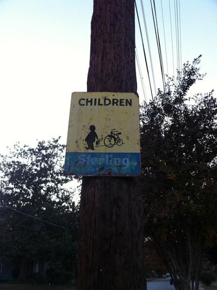 Children on Evelyn, Memphis, Tenn.