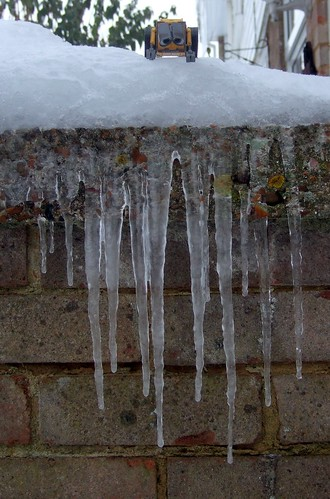 Day 112 Rejected - Icicles