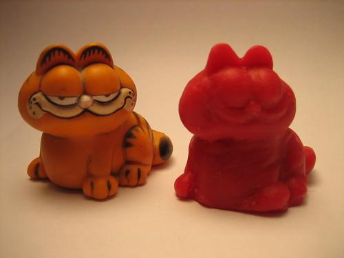 Wax Garfield