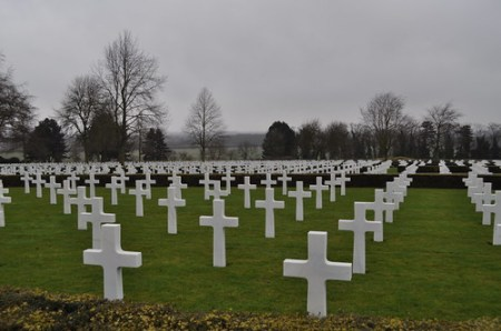 American Cemetery at Madingley