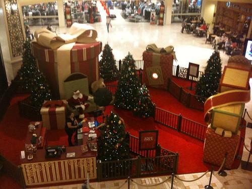 Santa's lair
