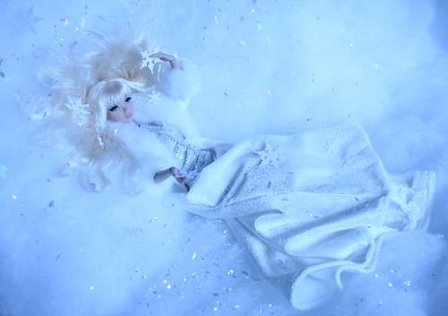 Setting The Snowflakes Adrift