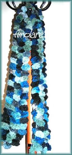 Blue Tones Scarf