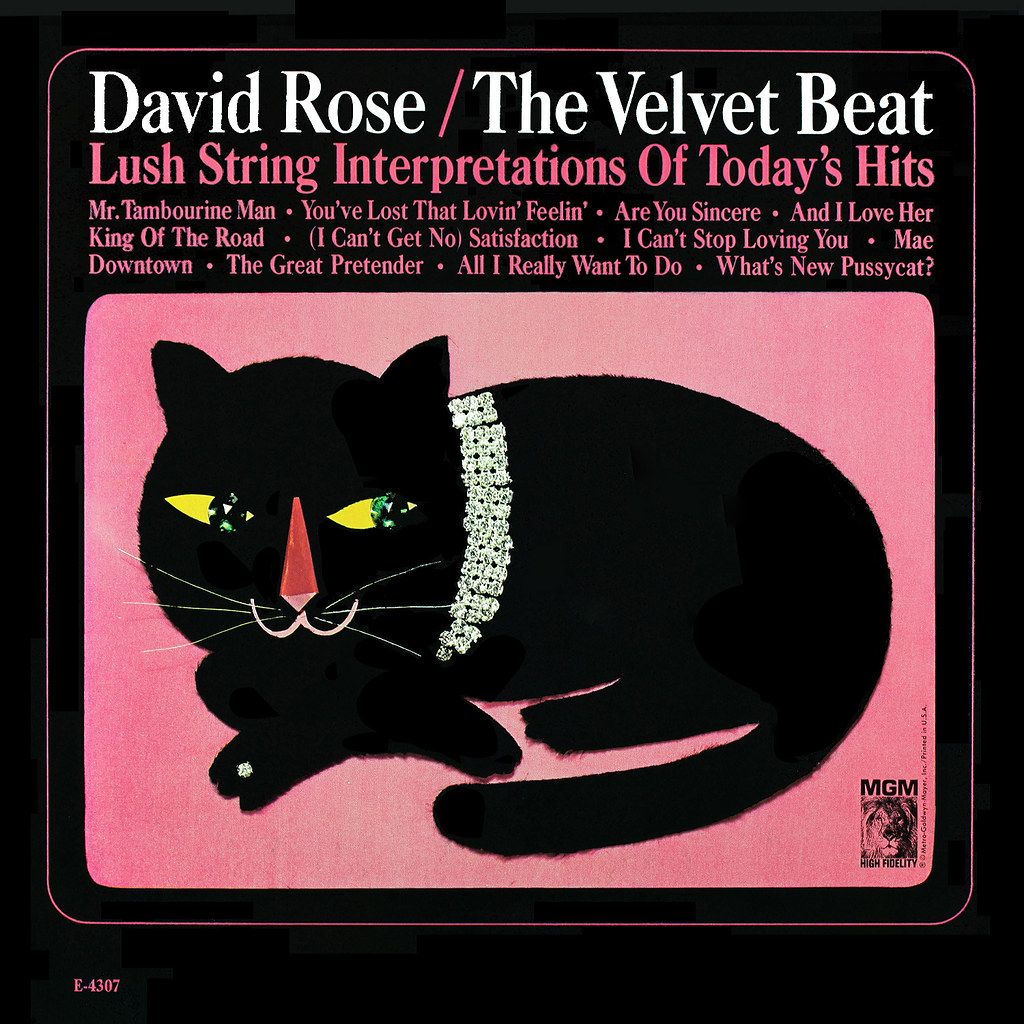 David Rose - The Velvet Beat