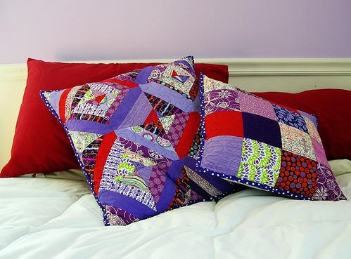 Liv's pillows