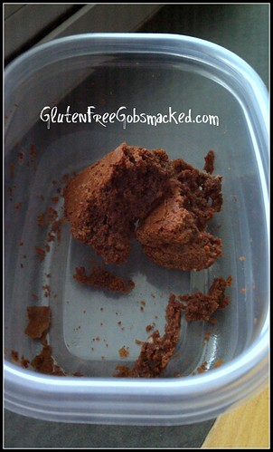 Quick, easy and delicious: GF Brownies!