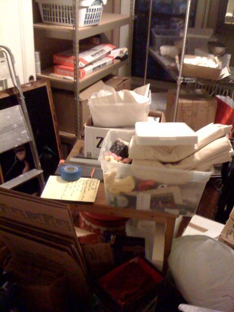 The attic room 2